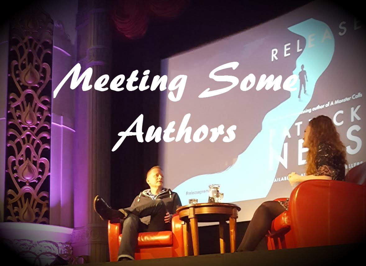 Meeting Some Authors