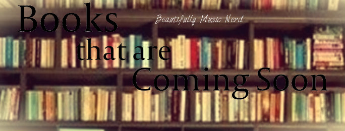 Books that are Coming Soon