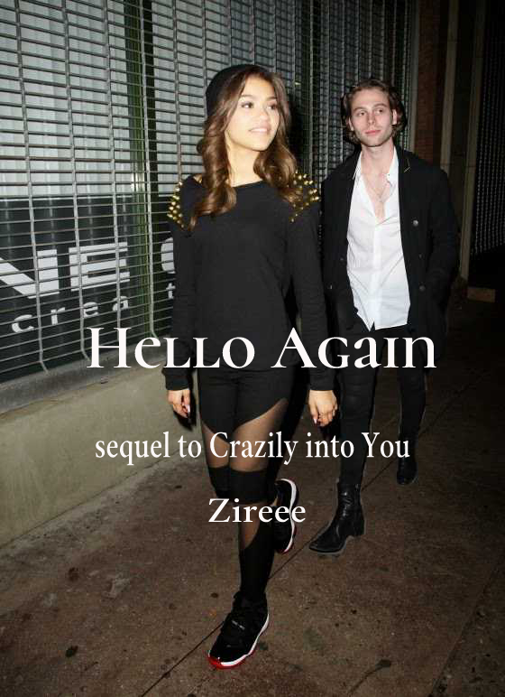 Hello Again (sequel to Crazily into You) -SNEAK PEAK-