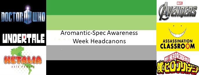 Aro-Spec Awareness Week Day 7