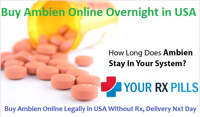 Buy Ambien Online Legally in USA Without Rx, Delivery Nxt Day