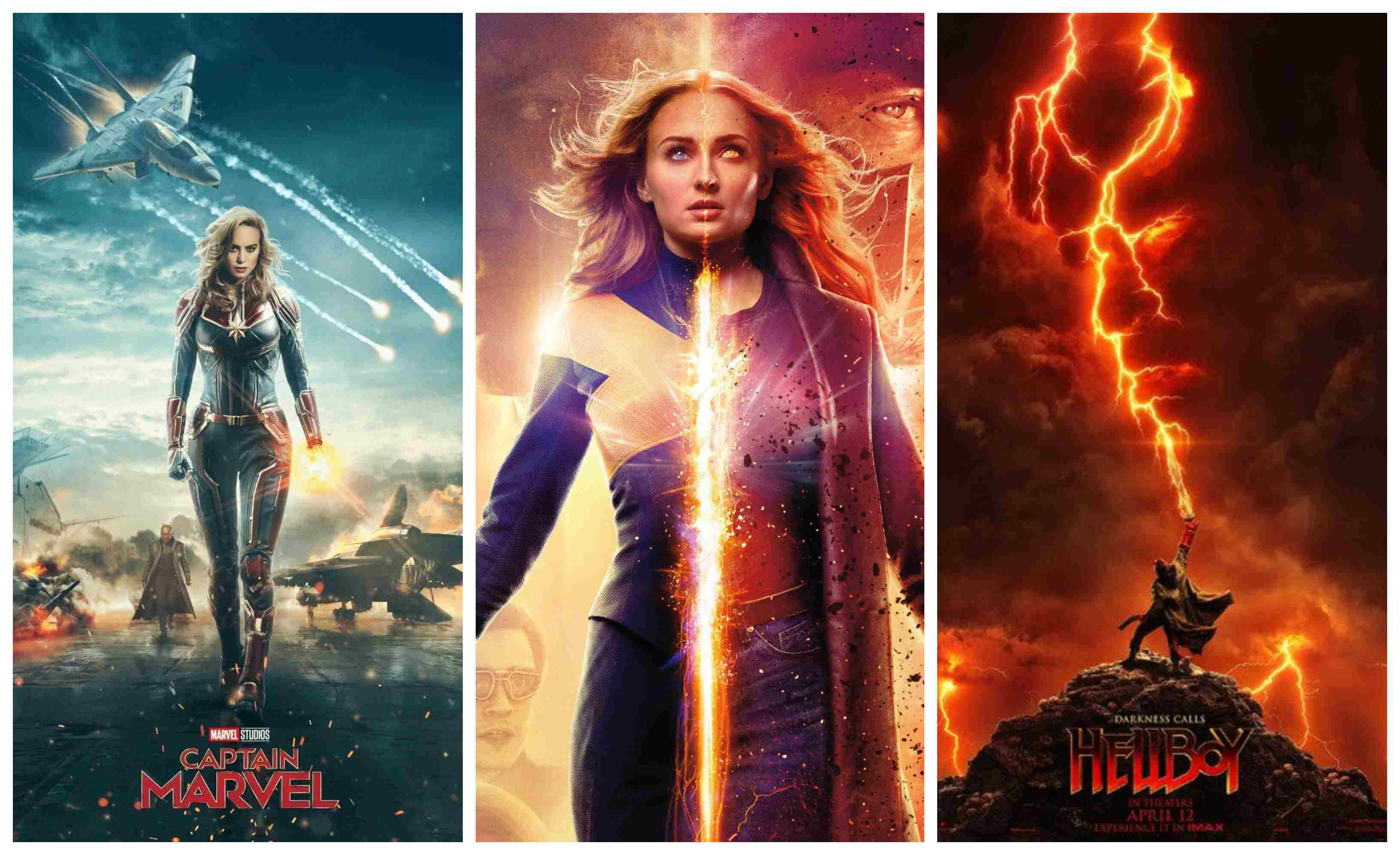 Some Awesome Movies Coming To Theaters in 2019