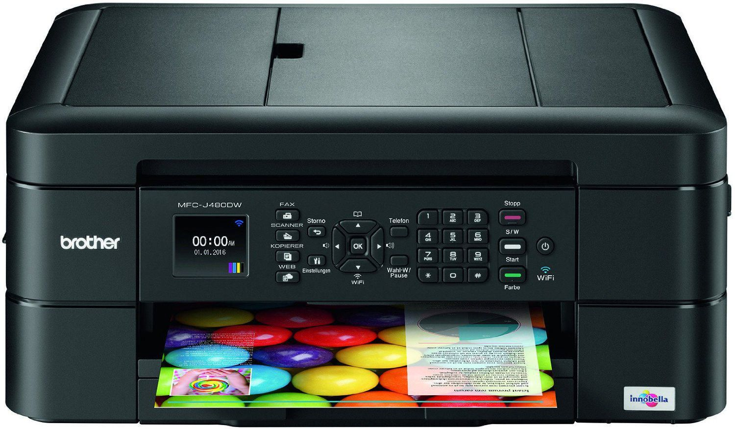 6 Steps to Connect your Offline Brother Printer on Windows 7