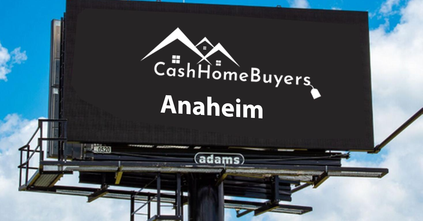 We buy house Anaheim to give the home seller's great land value price