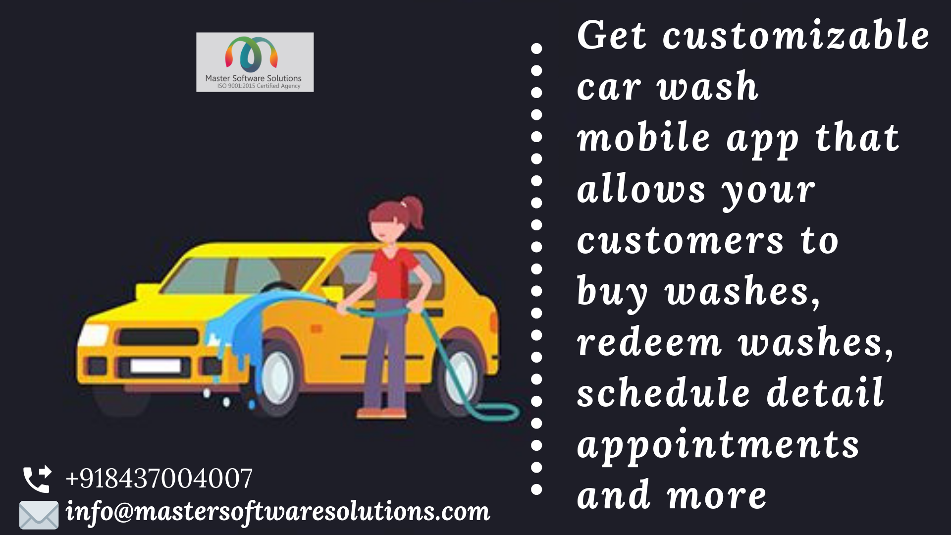 What are the Advantages of Car-Wash Booking App Solution
