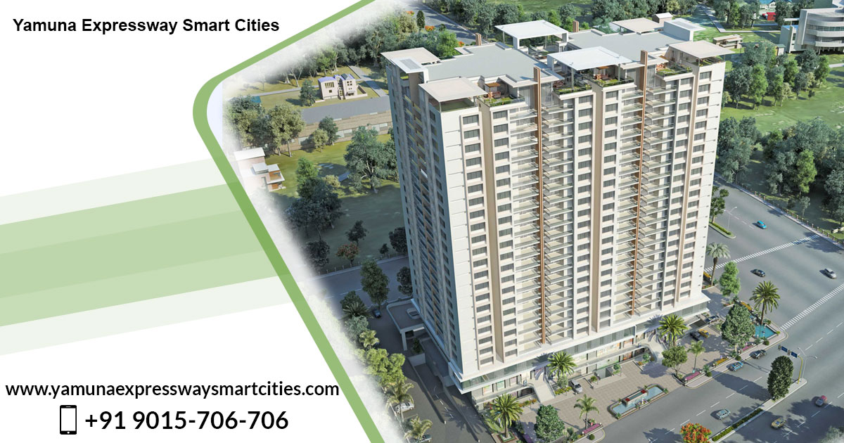 Yamuna Expressway Smart Cities- Choose Your Dream Home From The Best Housing Projects