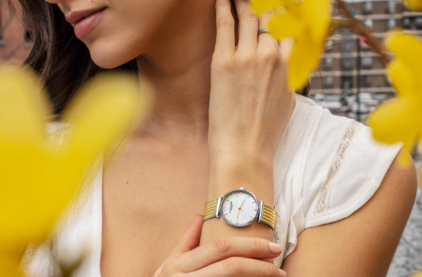Women wear watches for various reasons
