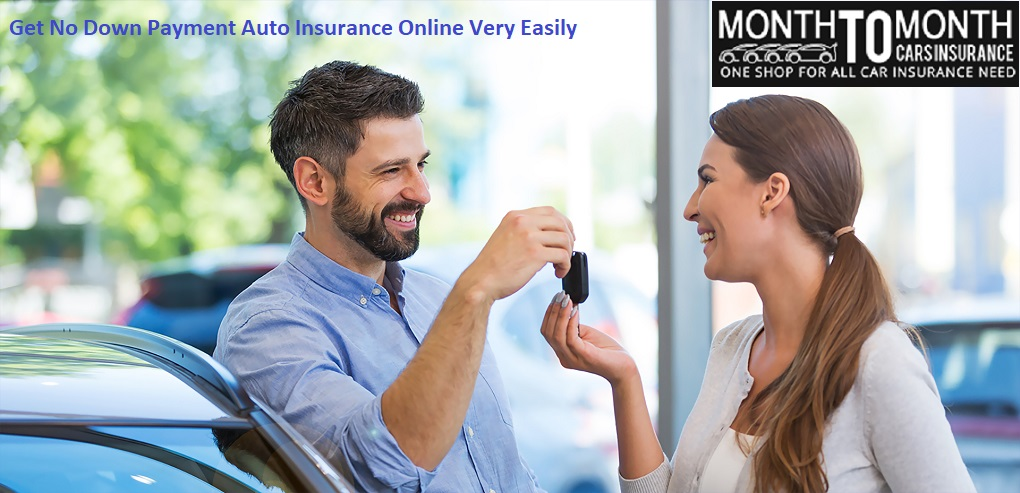What Is The Benefit Of Now Down Payment Car Insurance?