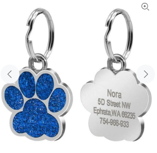 Where you can get the best dog tags in London, UK?