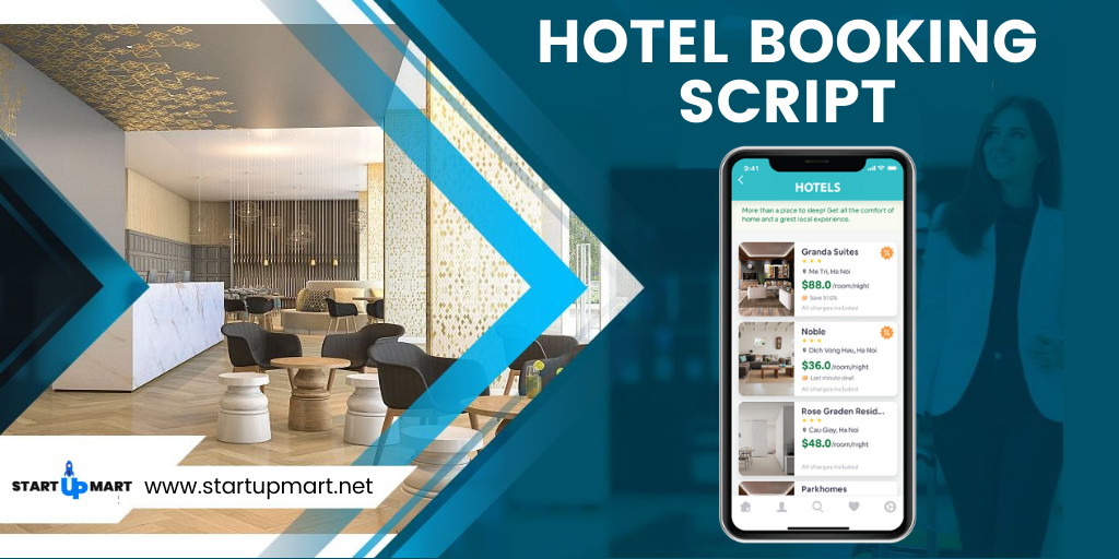 Start A Profitable Hotel Booking App Business Like OYO Rooms