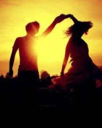 Dance with me. *PAUSET*.