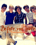 Before You Leave ❤ One Direction