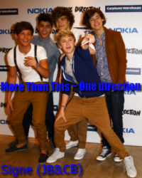 More Than This ~ One direction