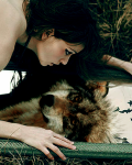 Wolf girls don't cry.