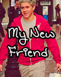 My new friend - One Direction