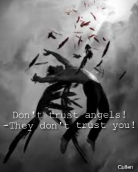 don't trust angels!