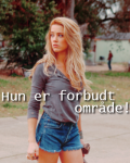 Hun er forbudt område! - One Direction