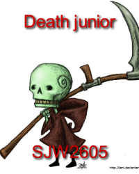 Death junior