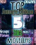Top 5 Movellas of the Week!