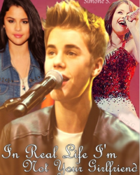 In Real Life I'm Not Your Girlfriend ϟ Justin Bieber