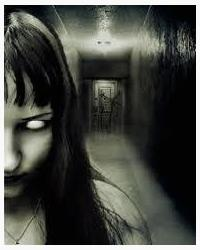 The girl who stalked the corridors