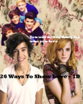 26 Ways To Show Love - 1D