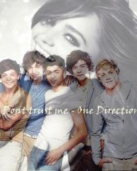 Dont trust me - One Direction -