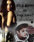 Justin Bieber, It's a game or real love?