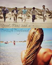 Sand, Tans and a British Boyband.