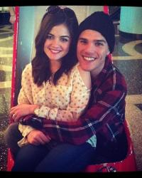 The Day After Tomorrow (Lucy Hale and Chris Zylka)