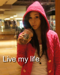 Live my life (One Direction)