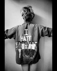 I don't want your help 2. - One Direction