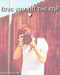 Love you till the end♥