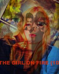 The girl on fire {1D}