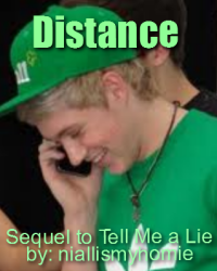 Distance(sequel to Tell Me a Lie)