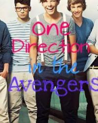 One Direction in the Avengers