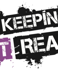 #Keeping it real.