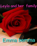 Leyla and her  family