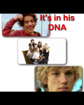It's in his DNA - Harry Styles love story