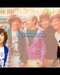 {1D} {JB}They don't know about us