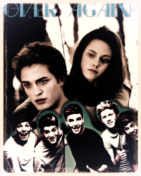 Over Again - 1D & twilight