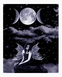 The night watcher with wings