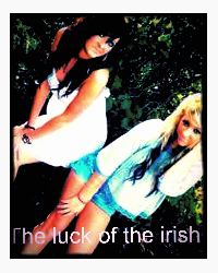 The luck of the irish.