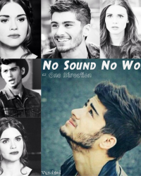 No sound, no words - One Direction