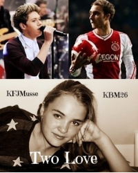 Two love  -  (One Direction) *STOPPET*