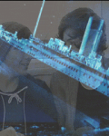 It was the ship of dreams. (Larry Stylinson titanic)