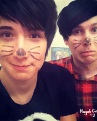 Bestfriends with Dan and Phil