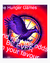 The Hunger Games (Cover Competition)