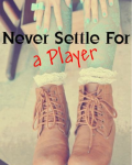 Never Settle For...