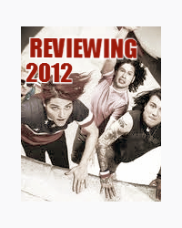 """My Favourite Band (""""Reviewing 2012"""" Competition Entry)"""